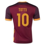Home Jersey FC Roma 15/16 Totti