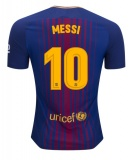 Home Authentic Jersey FC Barcelona 17/18 Messi