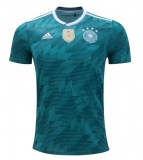 Away Jersey Germany 2018