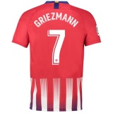 Home Jersey FC Atletico Madrid 18/19 Griezmann