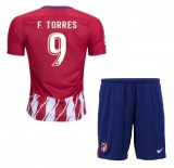 KIDS Home Jersey FC Atletico Madrid 17/18 Torres