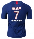Home Authentic Jersey FC PSG 19/20 Mbappe