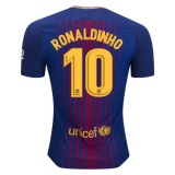 Home Authentic Jersey FC Barcelona 17/18 Ronaldinho