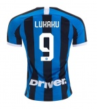 Home Authentic Jersey FC Inter Milan 2019 2020 Lukaku