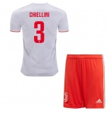 KIDS Away Jersey FC Juventus 19/20 Chiellini