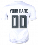 Home Jersey FC RM 15/16 YOUR NAME
