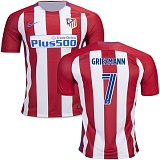 Home Jersey FC Atletico Madrid 16/17 Griezmann
