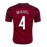 Home Jersey Portugal 2016 Miguel