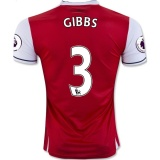 Home Jersey FC Arsenal 16/17 Gibbs