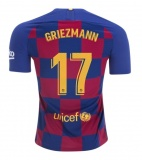 Home Authentic Jersey FC Barcelona 19/20 Griezmann