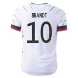 Authentic Home Jersey Germany 2020 Julian Brandt