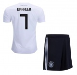 KIDS Home Jersey Germany 2018 Draxler