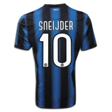Home Jersey FC Inter Milan 10/11 Wesley Sneider