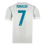 Home Authentic Jersey FC RM 17/18 Ronaldo