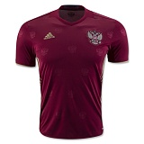 Home Jersey Russia EURO 2016