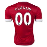 Home jersey FC MU 15/16 YOUR NAME