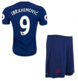 KIDS Away jersey FC MU 16/17 Ibrahimovic