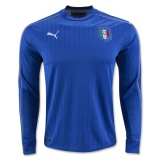 Home LS Jersey Italy 2016