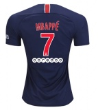 Home Authentic Jersey FC PSG 18/19 Mbappe