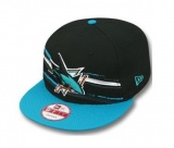New Era San Jose Sharks Cap