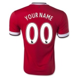 Home jersey FC MU 14/15 YOUR NAME