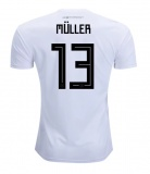 Home Jersey Germany 2018 Muller