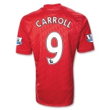 Home Jersey FC Liverpool 11/12 Carroll