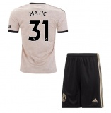 KIDS Away jersey FC MU 19/20 Matic