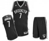 Joe Johnson Brooklyn Nets road jersey + shorts (swingman)
