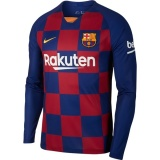 Home LS Jersey FC Barcelona 19/20