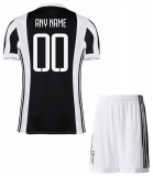 KIDS Home Jersey FC Juventus 17/18 YOUR NAME