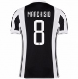Home Jersey FC Juventus 17/18 Marchisio