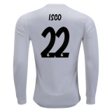 Home LS Jersey FC RM 18/19 Isco