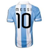 Home Jersey Argentina 11/12 Messi