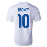 Home Jersey England 2014 Rooney