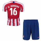 KIDS Home Jersey FC Atletico Madrid 19/20 Herrera