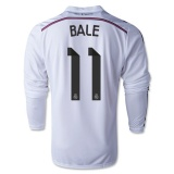 Home Jersey LS FC RM 14/15 Bale