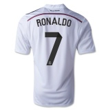 Home Authentic Jersey FC RM 14/15 Ronaldo