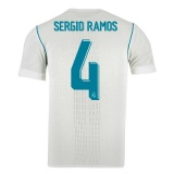 Home Authentic Jersey FC RM 17/18 Sergio Ramos