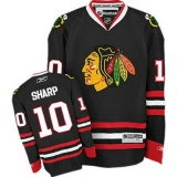 Sharp Chicago Blackhawks Black Jersey