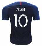 Home Jersey France Zidane 2018