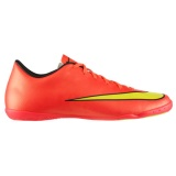 KIDS Nike Mercurial Victory V IC (Red and Yellow)