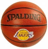 Spalding Lakers Ball