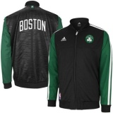 Boston Celtics Warm-Up Jacket - Green