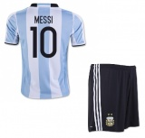 KIDS Home Jersey Argentina 16/17 Messi