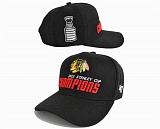 Stanley Cup 2015 Chicago Blackhawks Cap