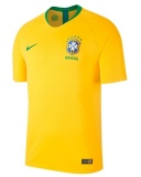 Home Authentic Jersey Brazil 2018