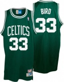 Larry Bird road jersey (swingman)