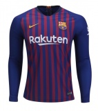 Home LS Jersey FC Barcelona 18/19
