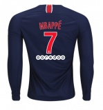 Home LS Jersey FC PSG 18/19 Mbappe